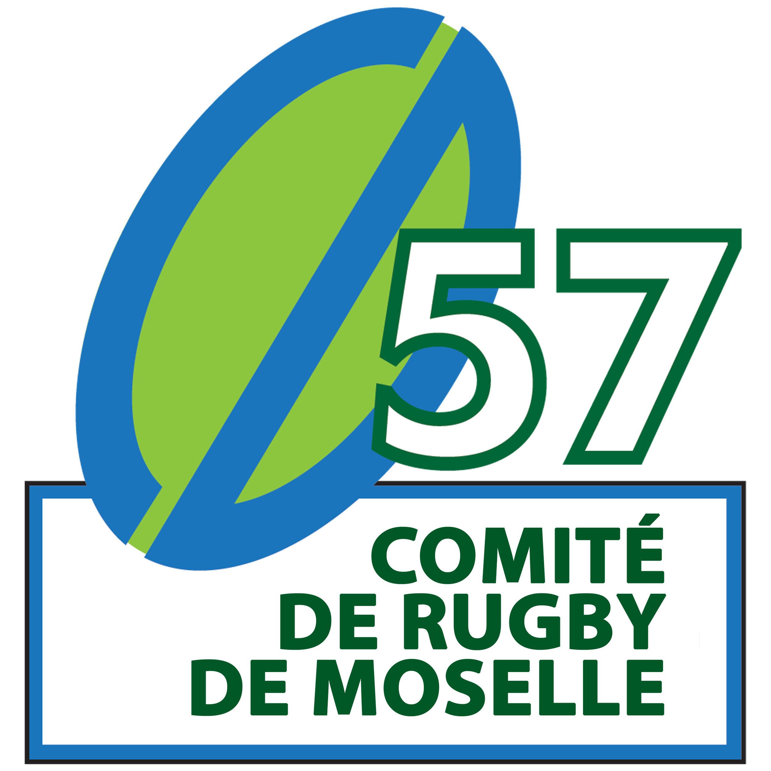 Logo du Comité Départemental de Moselle de Rugby