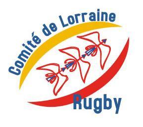 Logo du Comité Territorial de Lorraine de Rugby