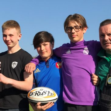 Orange Rugby Challenge