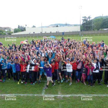 Rugby interscolaire à Forbach : le Franco-Allemand remporte le trophée