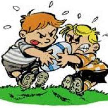 Raisons de ne pas inscrire votre enfant à l'école de rugby !