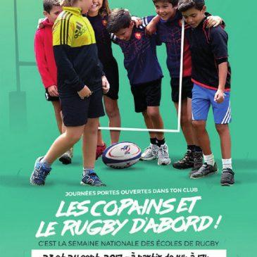 Semaine Nationale des Ecoles de Rugby