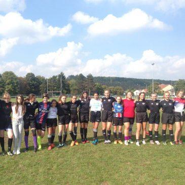 Journée OPEN FFR n°1 – Promotion du Rugby Féminin – U15F et U18F