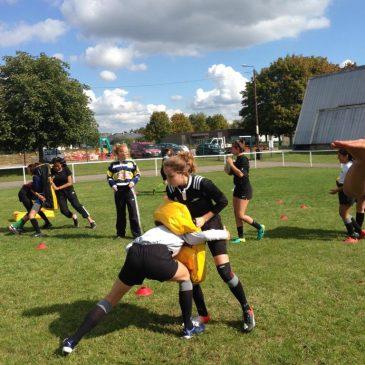 JournéePromotionnelle RugbyFilles n°1