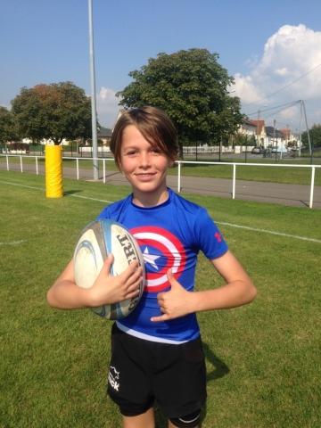 Journée de Sport Scolaire – Rugby Collège