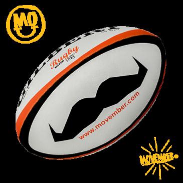 Les Séniors du Rugby Club Naborien se laissent pousser la moustache