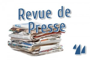 Revue de Presse lundi 23 avril 2018