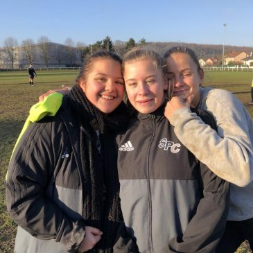 Journée OPEN FFR 4 – Promotion du Rugby  Féminin – U15F et U18F