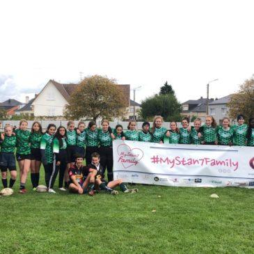 Sélection CD 57– Promotion du Rugby Féminin – U15F et U18F