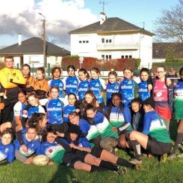 Journée OPEN FFR – Promotion du Rugby Féminin – U15F et U18F